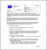 SOP Center - EMS Template